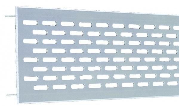 Lüftungsgitter in Aluminium oder Farbe