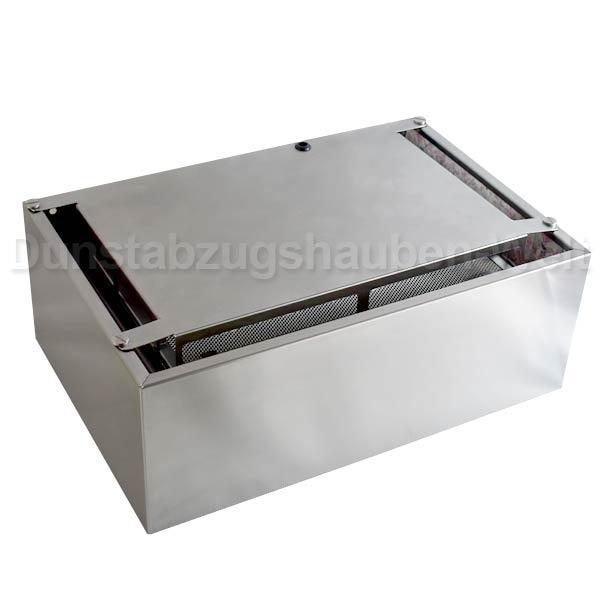 Carbon.ZeoUmluftbox für Kopffreihauben von Falmec