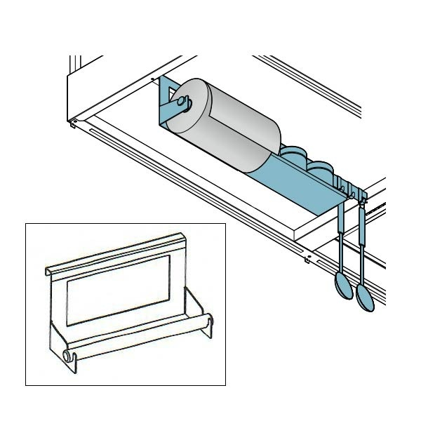 Falmec Spazio Küchenpapierrollenhalterung