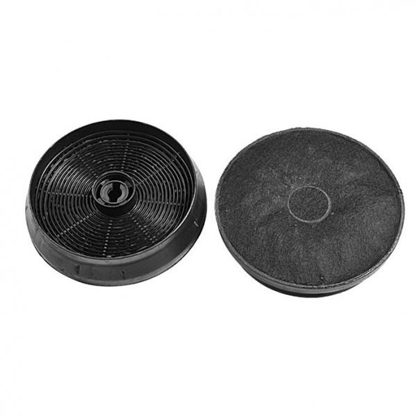 Elica Aktivkohlefilter 2 Stk. Amelie/Belt/Elle/GlasOut/Hidden/Majestic/Nuage/OM Air