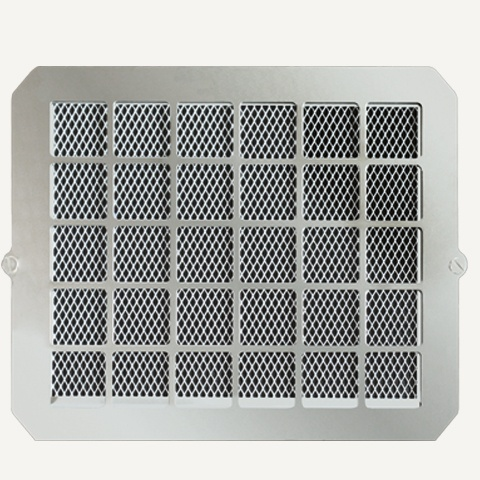 Carbon.Zeo-Filter Umluftbox Kopffreihaube