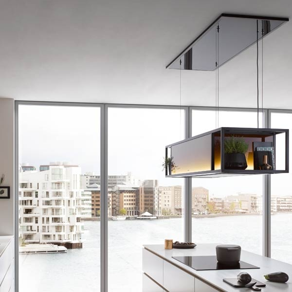 Deckenlifthaube Berbel Skyline Frame