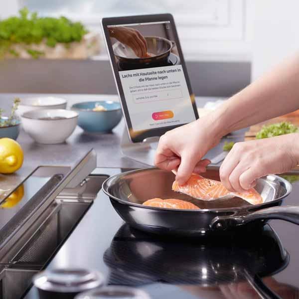 Oranier KFL 2094 be-cook Kochfeldabzug Tischhaube